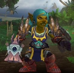 Cheap WoW Accounts Level 85 Female Goblin Warrior