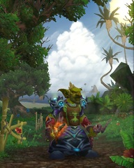 Cheap WoW Accounts Level 85 Male Goblin Warlock