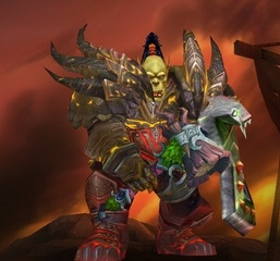 Cheap WoW Accounts Level 85 Male Orc Warrior