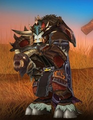 Buying WoW Account Level 85 Male Tauren Hunter