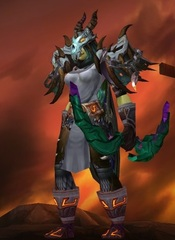 Buying WoW Account Level 85 Female Orc Hunter