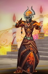 Buying WoW Account Level 85 Female Blood Elf Mage