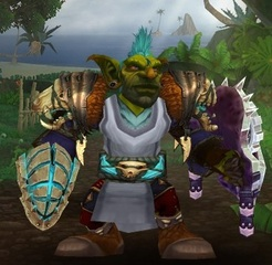 Buying WoW Account Level 85 Male Goblin Shaman