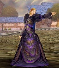 Buying WoW Account Level 85 Female Human Mage