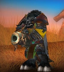 Buying WoW Account Level 83 Male Tauren Hunter