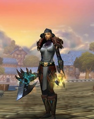 Cheap WoW Accounts Level 85 Female Human Rogue