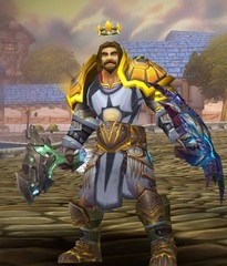 Buying WoW Account Level 85 Male Human Paladin