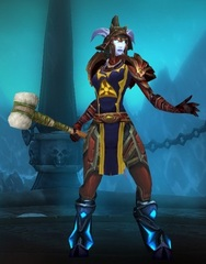 Cheap WoW Accounts Level 85 Female Draenei Death Knight