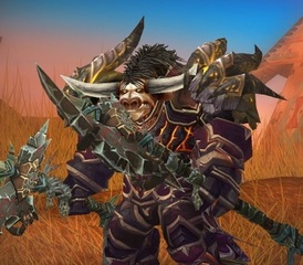 Buying WoW Account Level 85 Male Tauren Warrior