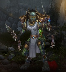 Cheap WoW Accounts Level 85 Female Worgen Rogue