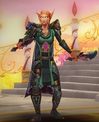 Cheap WoW Accounts Level 85 Female Blood Elf Rogue