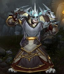 Cheap WoW Accounts Level 85 Male Worgen Priest