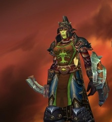 Cheap WoW Accounts Level 82 Female Orc Warrior