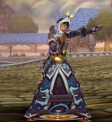 Cheap WoW Accounts Level 85 Female Human Mage