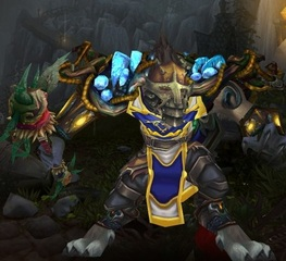 Cheap WoW Accounts Level 85 Male Worgen Druid