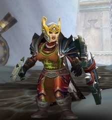Cheap WoW Accounts Level 83 Female Dwarf Paladin