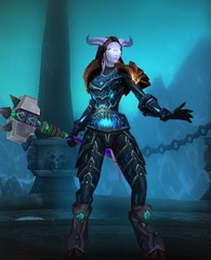 Cheap WoW Accounts Level 85 Male Draenei Death Knight