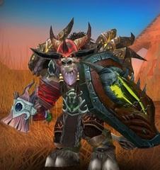 Buying WoW Account Level 85 Male Tauren Warrior