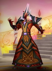 Buying WoW Account Level 85 Male Blood Elf Mage
