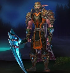Buying WoW Account Level 85 Male Night Elf Druid