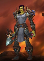 Buying WoW Account Level 85 Female Orc Rogue