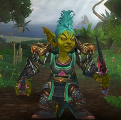 Cheap WoW Accounts Level 85 Female Goblin Rogue
