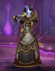 Cheap WoW Accounts Level 85 Female Draenei Priest