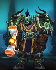 Cheap WoW Accounts Level 85 Male Orc Death Knight
