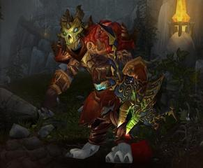 Cheap WoW Accounts Level 85 Male Worgen Hunter