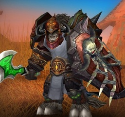 Cheap WoW Accounts Level 85 Male Tauren Paladin