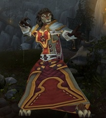 Cheap WoW Accounts Level 85 Female Worgen Priest