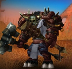 Buying WoW Account Level 80 Male Tauren Warrior