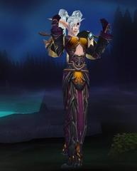 Buying WoW Account Level 85 Female Night Elf Mage