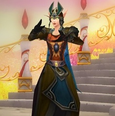 Buying WoW Account Level 82 Female Blood Elf Mage