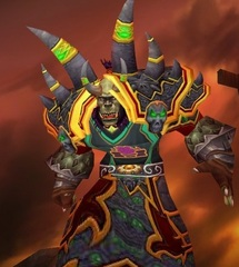 Cheap WoW Accounts Level 85 Male Orc Warlock