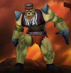 Buying WoW Account Level 85 Male Orc Mage