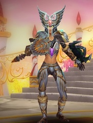 Buying WoW Account Level 85 Female Blood Elf Paladin