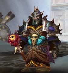 Buying WoW Account Level 85 Male Dwarf Shaman