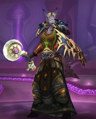 Buying WoW Account Level 85 Female Draenei Paladin