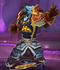 Buying WoW Account Level 85 Male Draenei Mage