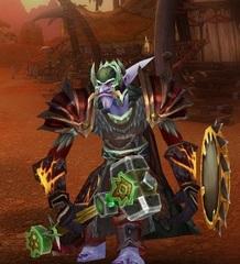 Buying WoW Account Level 85 Male Troll Warrior