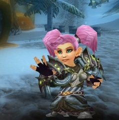 Cheap WoW Accounts Level 85 Female Gnome Warlock
