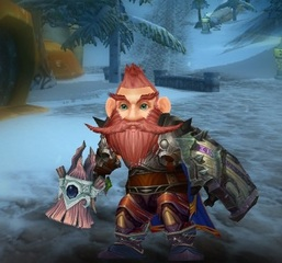 Cheap WoW Accounts Level 85 Male Gnome Warrior