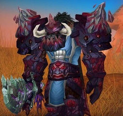 Cheap WoW Accounts Level 85 Male Tauren Warrior