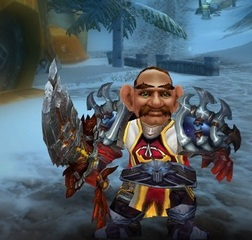 Buying WoW Account Level 85 Male Gnome Warrior