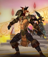 Buying WoW Account Level 85 Male Blood Elf Hunter