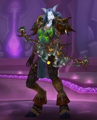 Buying WoW Account Level 85 Female Draenei Hunter
