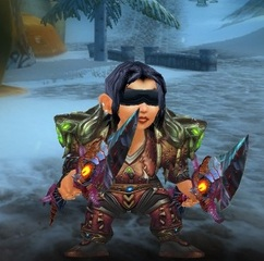 Buying WoW Account Level 85 Female Gnome Rogue