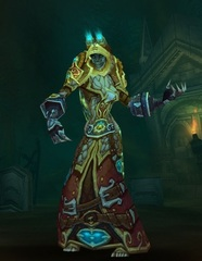 Buying WoW Account Level 85 Female Undead Mage