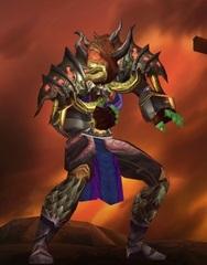 Buying WoW Account Level 85 Female Orc Warlock